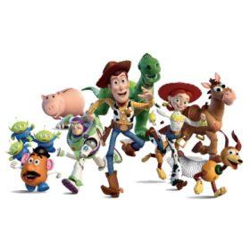 Játékháború - Toy Story