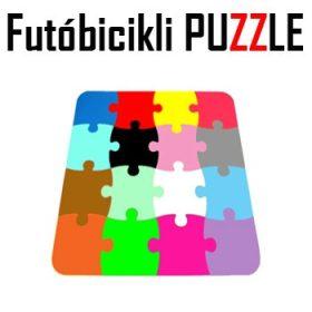 Futóbicikli Puzzle - Ahogy szeretné
